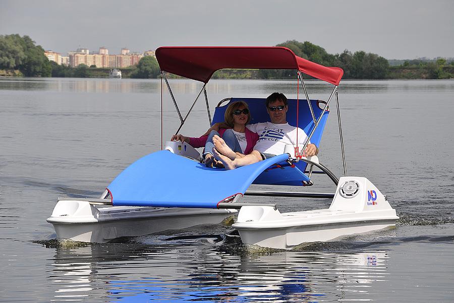 Catamaran électrique – El-Cat